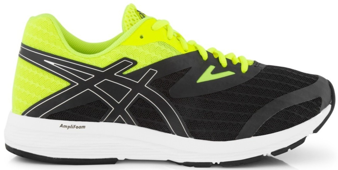 asics running trainers mens road