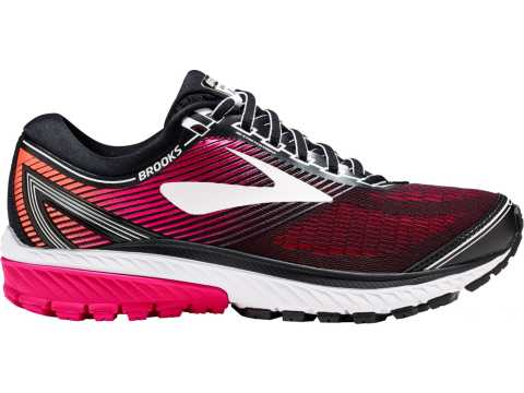 mizuno wave rider 20 vs brooks ghost 10