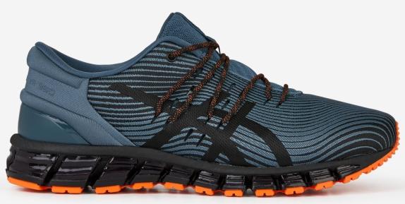 best asics running shoe for flat feet
