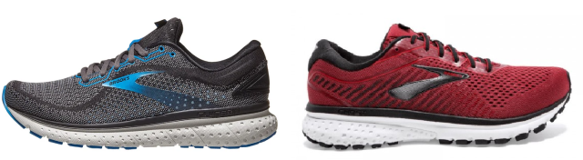 Brooks Glycerin vs. Brooks Ghost