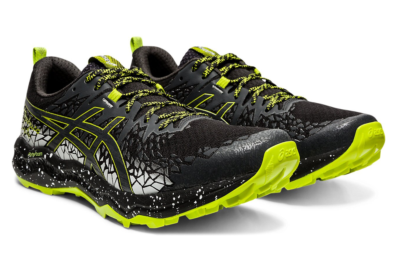 The Six Best Asics Shoes for Trail Running