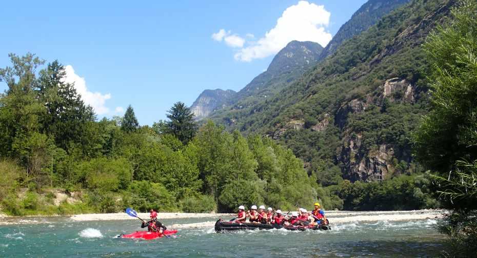 mys-Tour in canoa sul fiume Ticino-kanu2.JPG