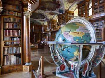Stiftsbibliothek in St. Gallen
