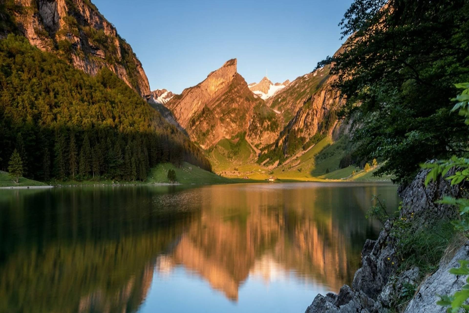 Seealpsee, Alpstein