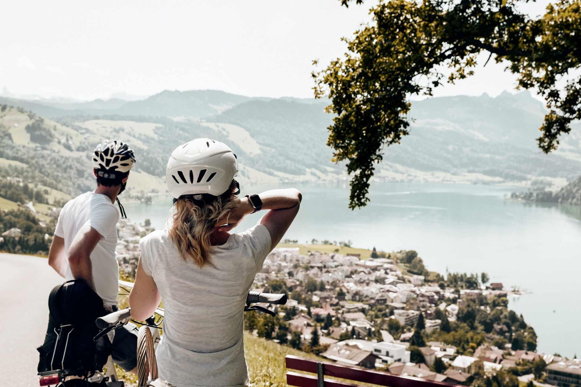 Bike Tour von Wattwil nach Rapperswil / Voralpen-Express