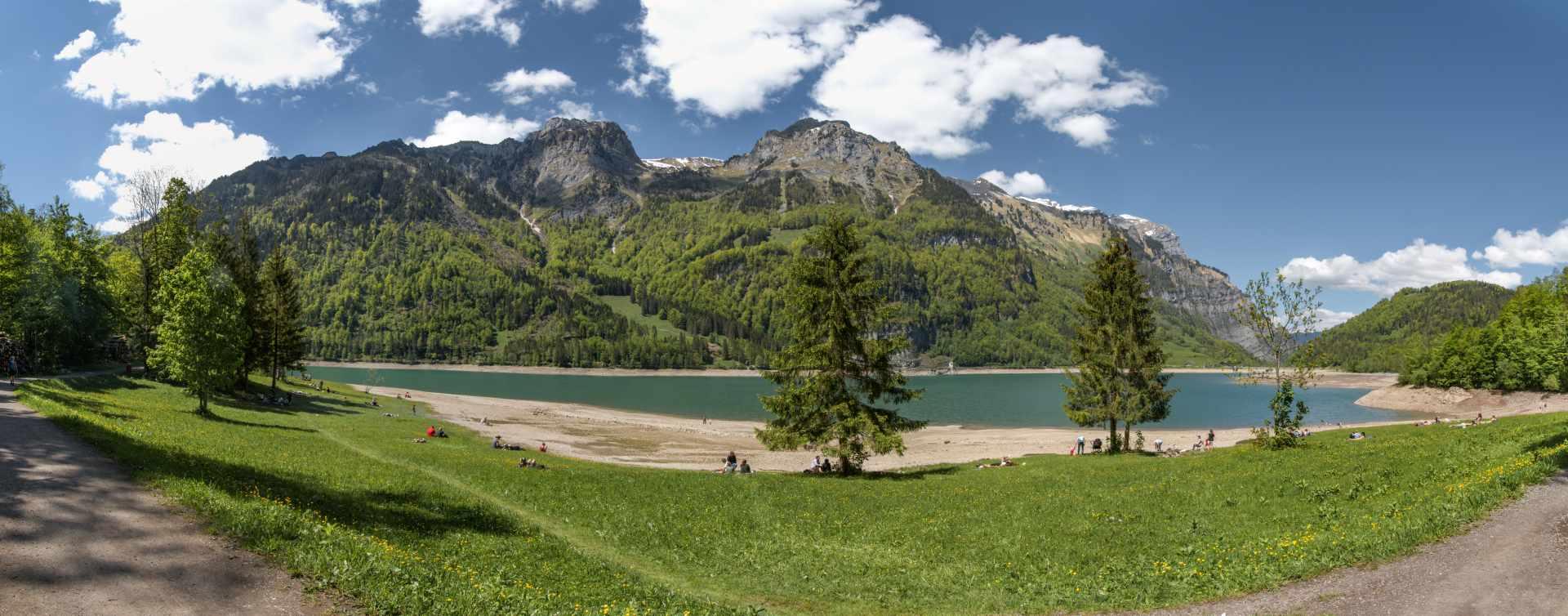 Klöntalersee, Glarus