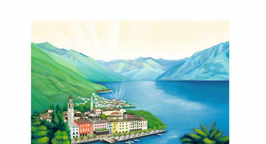 Fotoleinwand Ascona ohne Logo