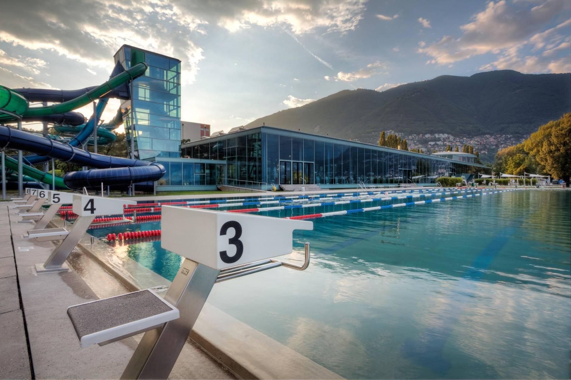 Schwimmbad Lido Locarno