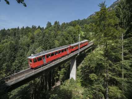 Rigi Bahnen - Gotthard Panorama Express