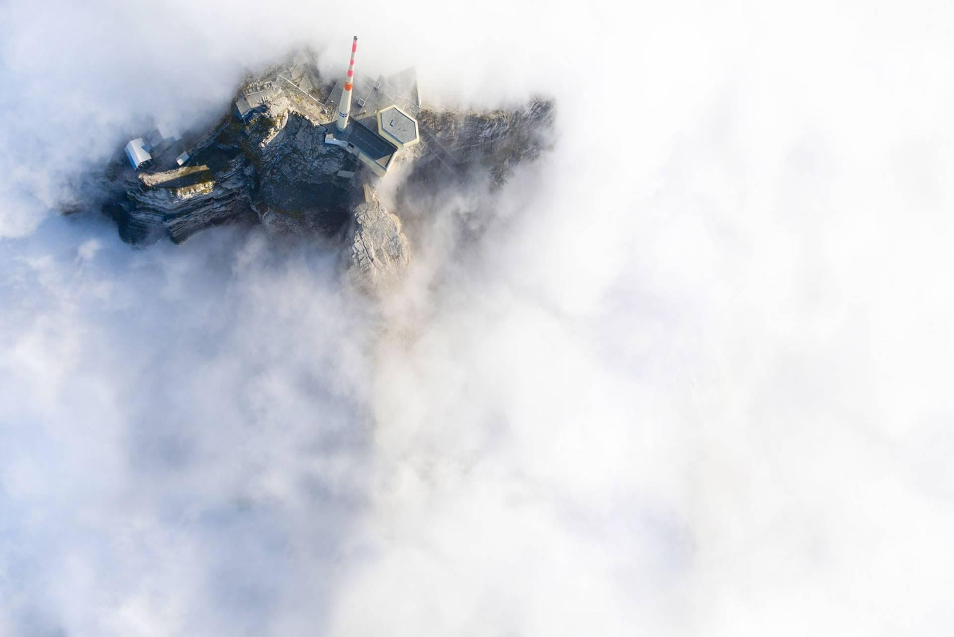 Säntis der höchste Berg im Alpstein