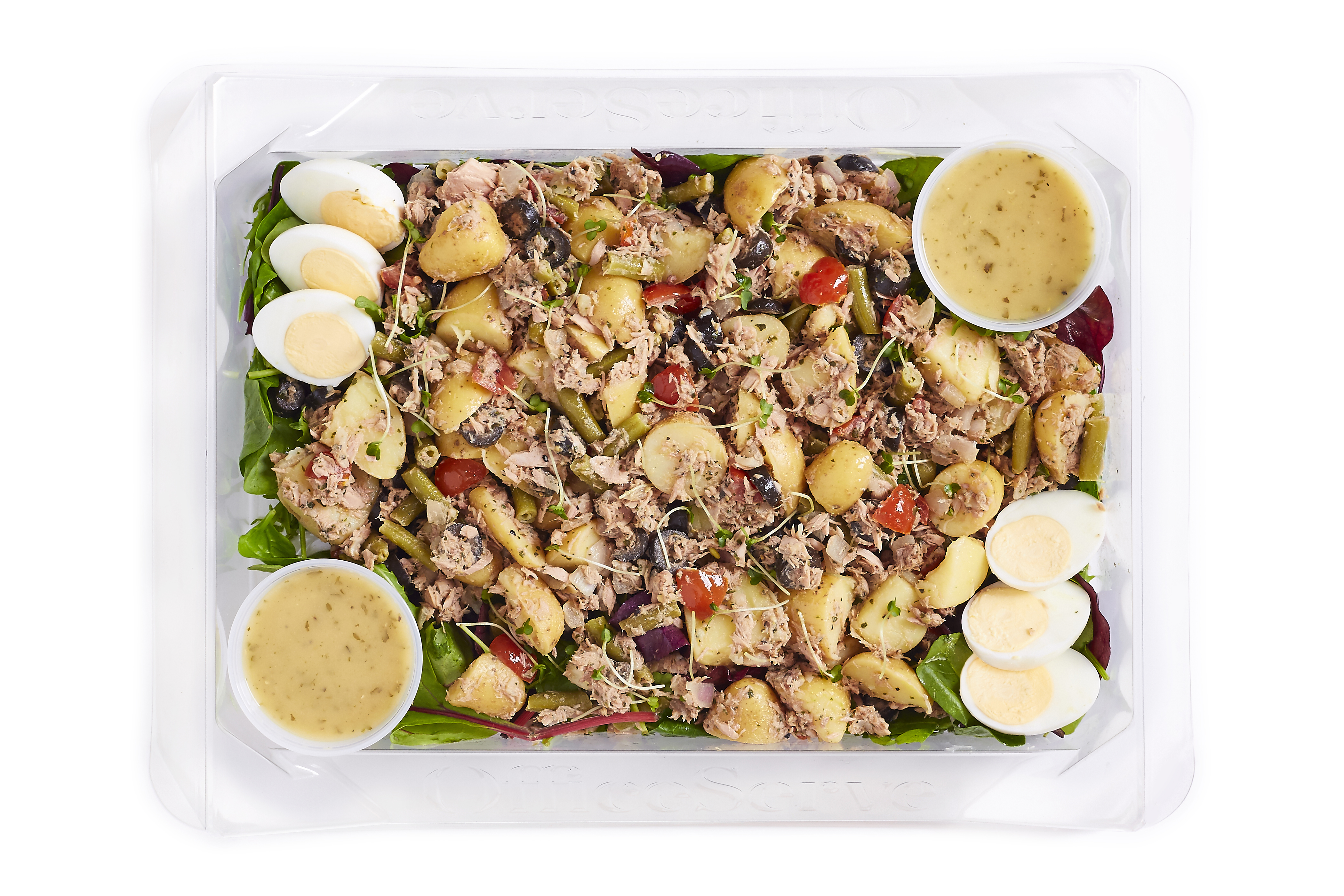 Tuna Nicoise Salad (Sharing)