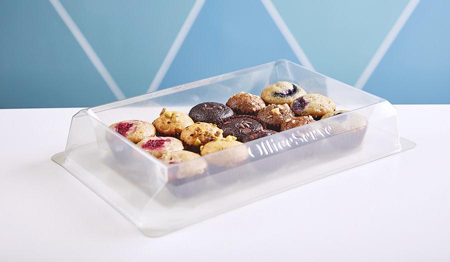 Mini Muffin Platter (Halal)