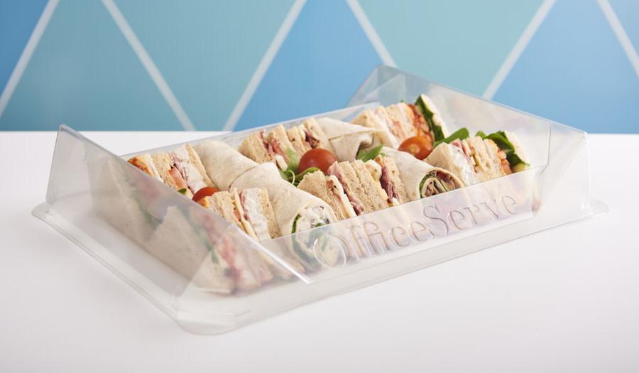 Premium Wrap & Sandwich Platter