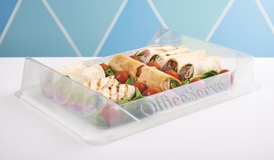 Premium Mixed Wrap Platter (Halal)
