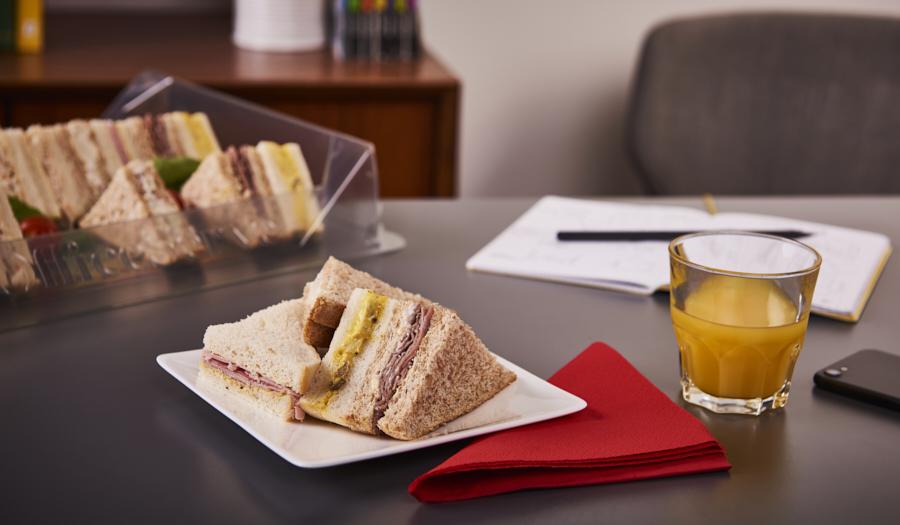 Meat Sandwich Platter