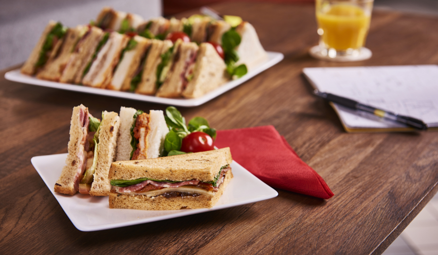 Premium Mixed Sandwich Platter