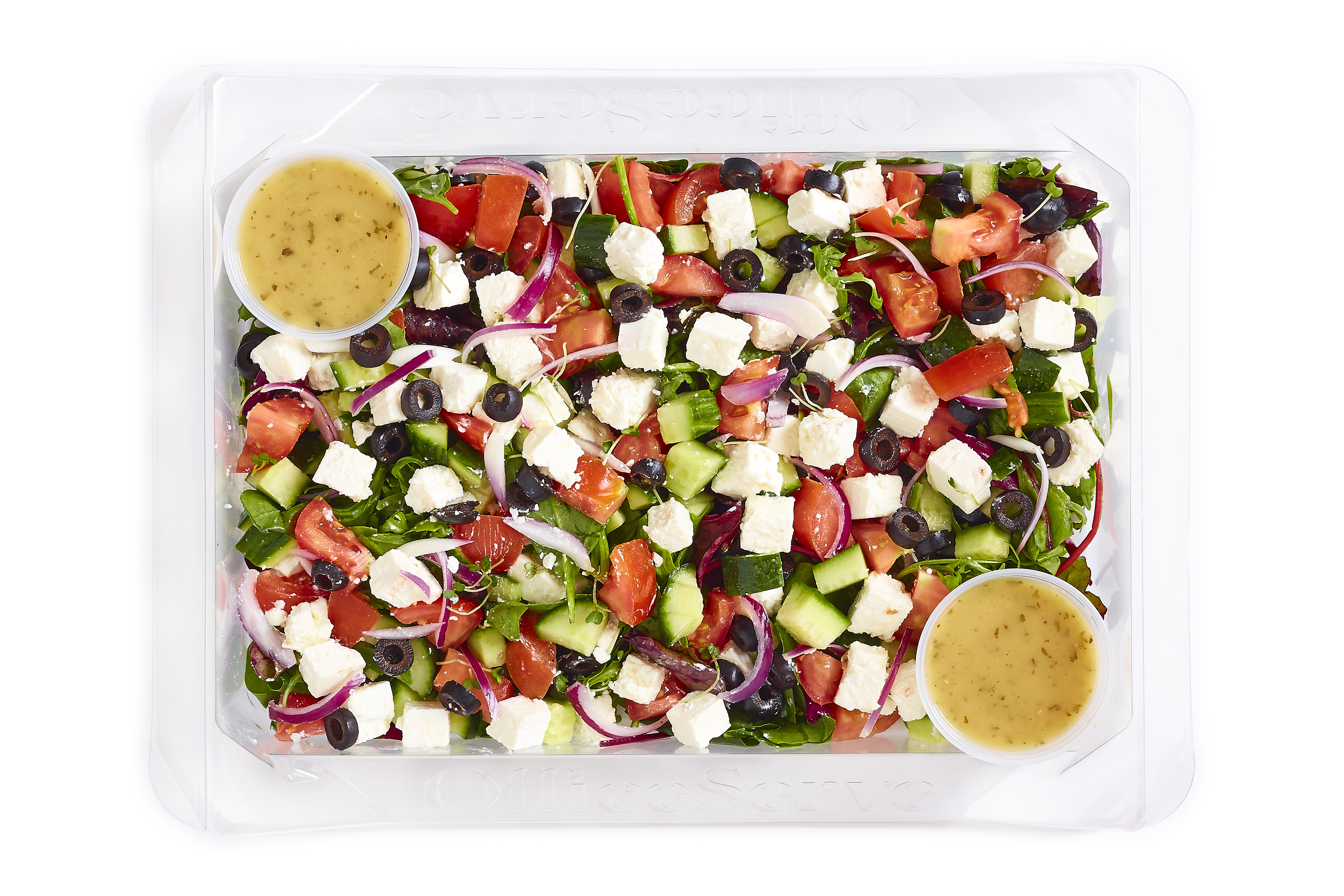 Greek Feta Salad (Sharing)