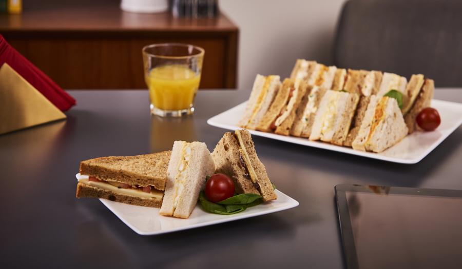 Premium Vegetarian Sandwiches