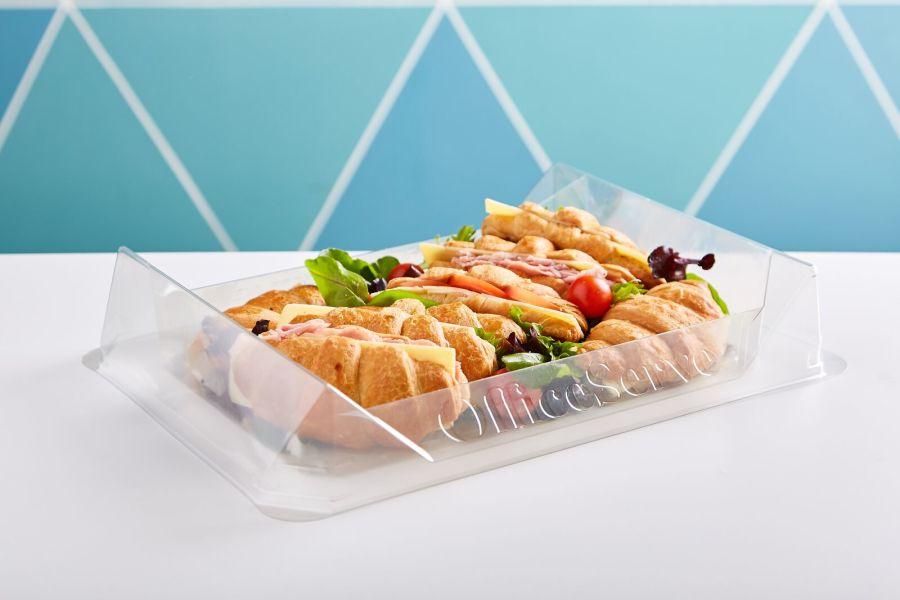 Breakfast Croissant Platter