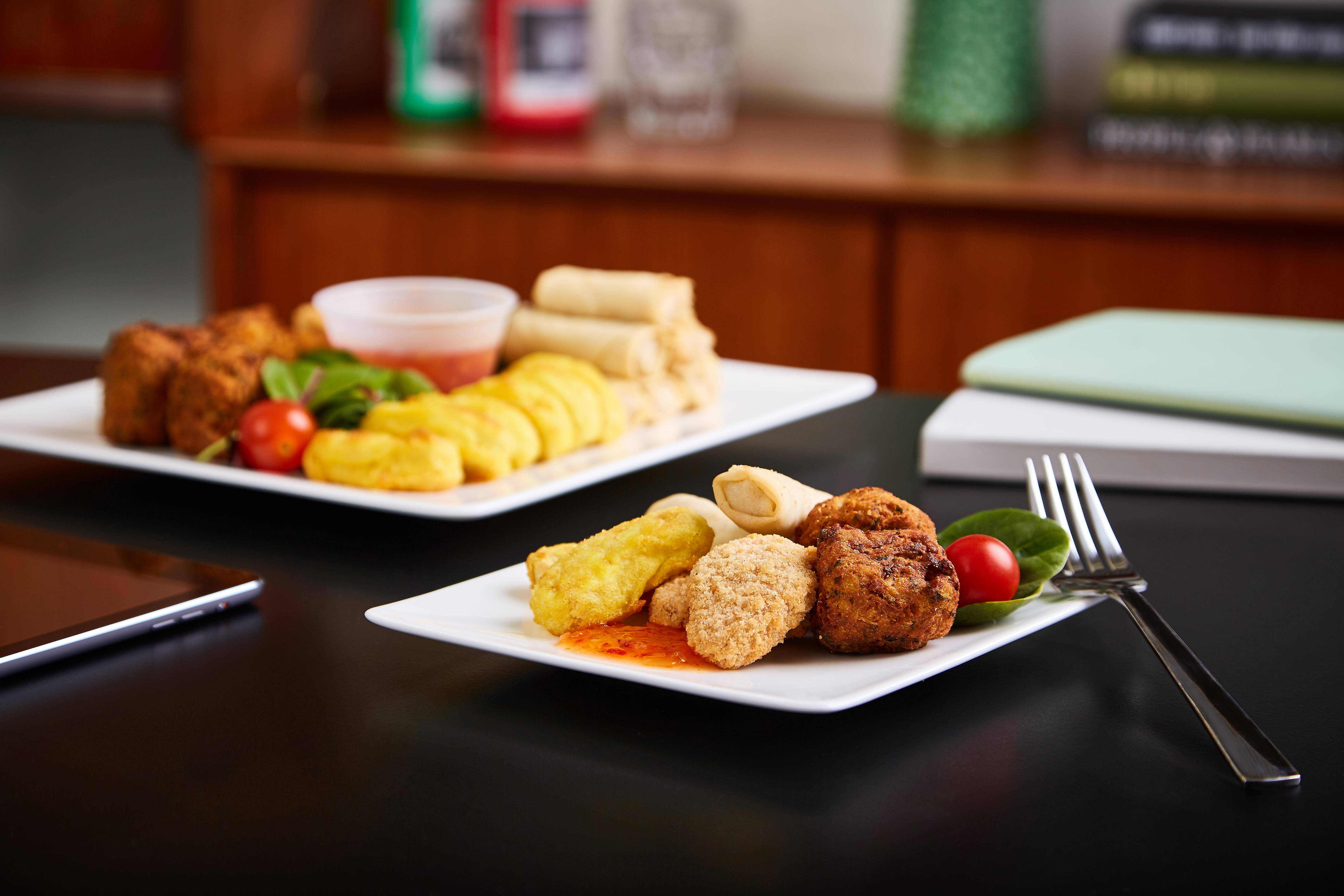 Premium Vegetarian Sharer