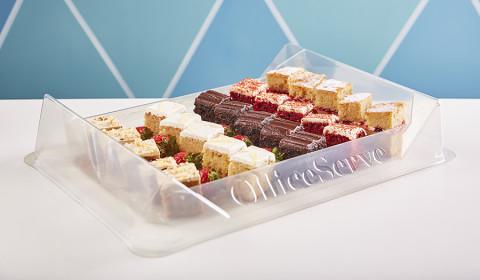 Classic British Cake Platter