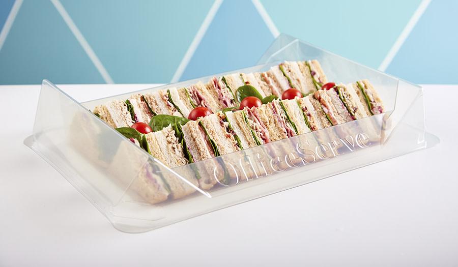 Christmas Sandwich Platter