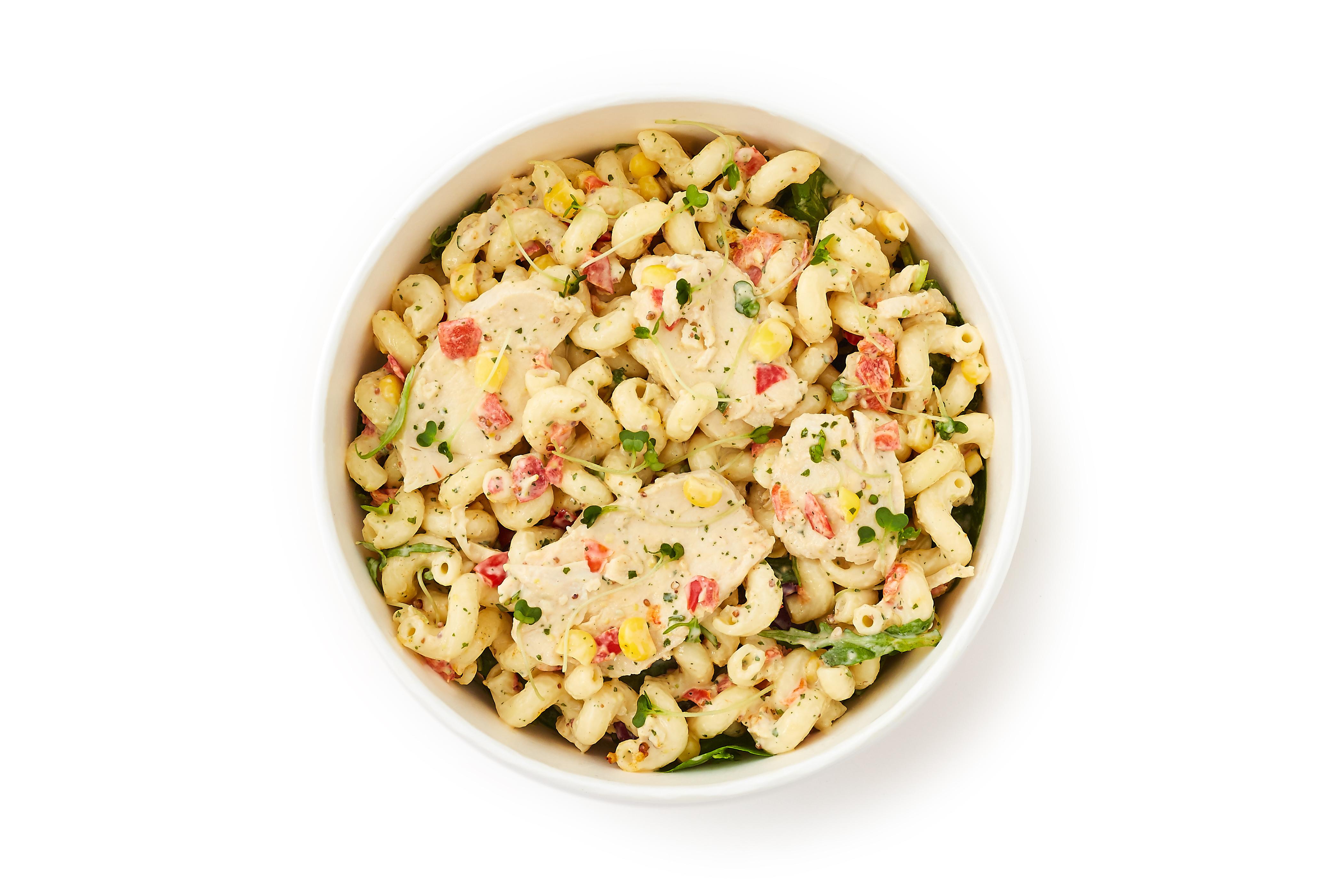 Chicken & Pasta Salad
