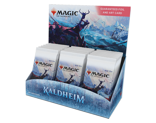 MTG: Kaldheim Set Booster -  Wizards of the Coast