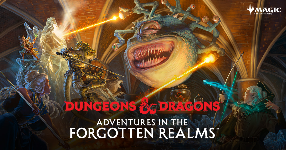 Adventures in the Forgotten Realms Preorder | Magic: The Gathering