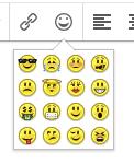 TinyMCE 4 emoticons dialog