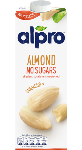Almond Unroasted No Sugars