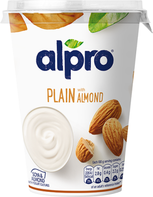 Plain with Almond