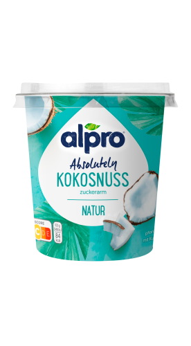 Alpro Absolutely Kokosnuss