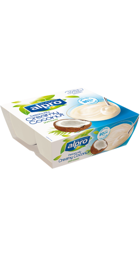 Belsoy dessert soya-coconut conventional