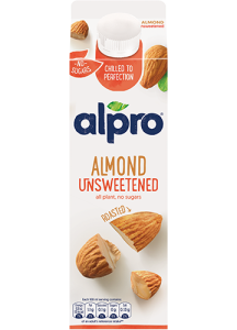 Almond Roasted Unsweetened Chilled