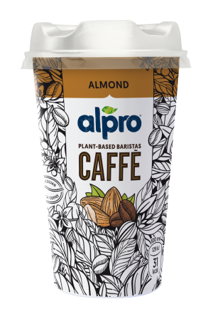 Caffè Brazilian Coffee and Almond