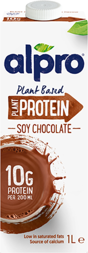 Soy Protein Chocolate 1L