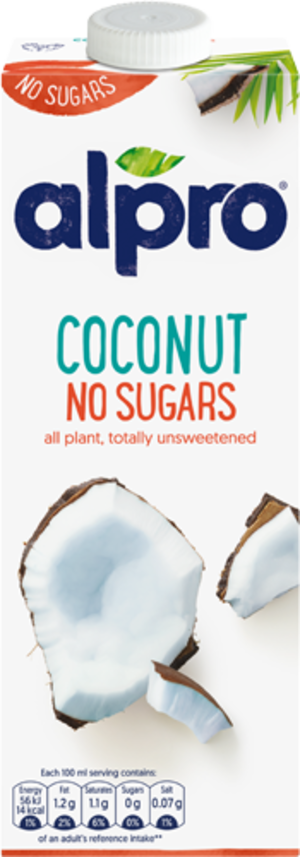 Coconut No Sugars