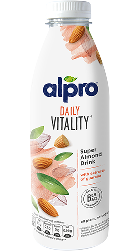 Alpro Daily Vitality Almond & Guarana