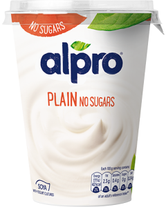 Plant-based alternative to yogurt