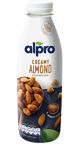 Alpro Caramelised Almond Drink