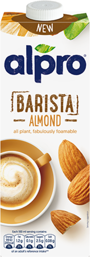 COFFEE - Alpro Barista Almond