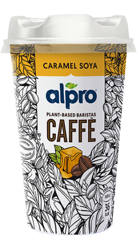 Caffè Ethiopian Coffee and Soya Caramel 235ml