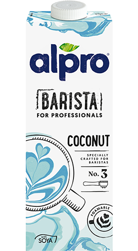 ALPRO BARISTA FOR PROFESSIONALS* КОКОСОВИЙ