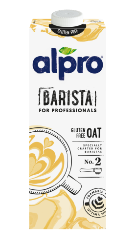 Alpro Barista For Proffesionals Gluten Free Avena