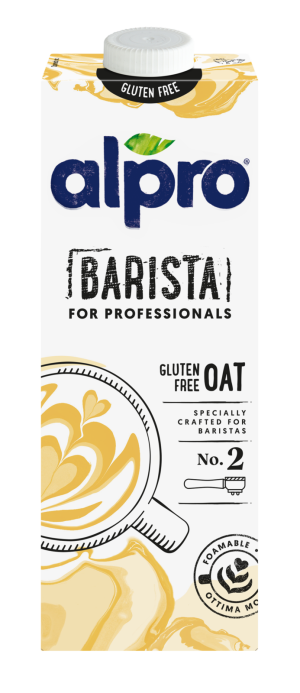 Alpro Barista For Professionals Avoine Sans Gluten