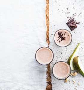 Smoothie Poire Chocolat Intense