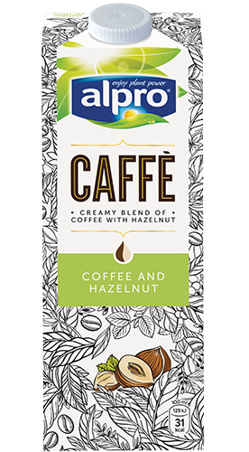 Caffè Coffee and Hazelnut 1L