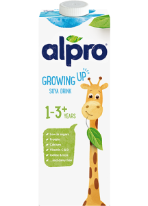 Soya Growing Up drink 1-3+