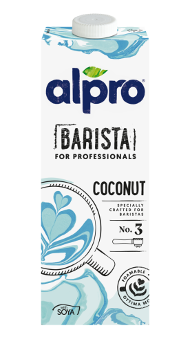 Alpro Coconut Soy For Professionals